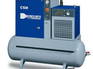 Compresor Ceccato CSM 20/10 DX-500 pe stoc