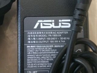 Incarcator Asus зарядка Asus новая с гарантией