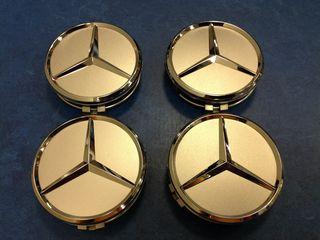 Колпачки для дисков Mercedes - 400 лей !!!