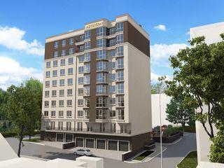 Astercon Grup-sect.Buiucani, apartament cu 1 odaie, 34.30 m2, 710 €/m2