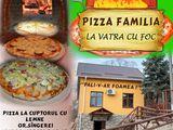 De vinzare pizzeria + incaperi pentru alte activitati,din 2013