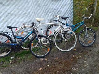 Велосипеды из Германии, состояние супер