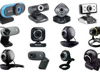 Web камеры новые - супер скидки!