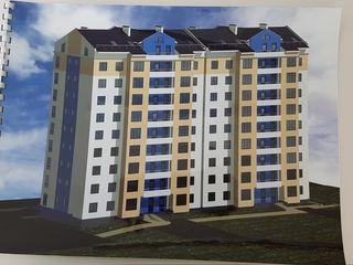 Teren pentru constructia unui bloc locativ , proiect , Centru or. Falesti, str. Stefan cel mare