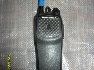 Продам рацию Motorola CP140. Без зарядного устройства. Торг!