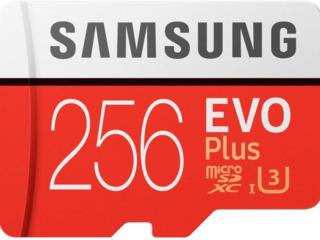 Флэш карта памяти Samsung MB-MC256GA/RU