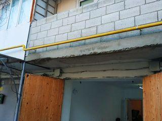 Капитальный гараж ГСК 76 телецентр петрарилор - Garaj CCG 76  Telecentru Pietrarilor