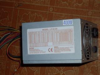 Бп ATX (400w) - от 100 лей. UPS - 330/450 лей. Гарантия.