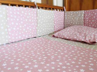 Seturi lenjerie copii + borduri protectoare