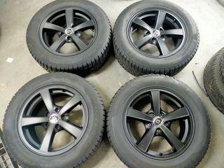 Диски Diewe R16.5x112 , Шины Pirelli 215/60/R16
