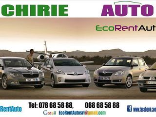 Автопрокат от 12eur - Rent a car from 12eur - Chirie auto de la 12eur