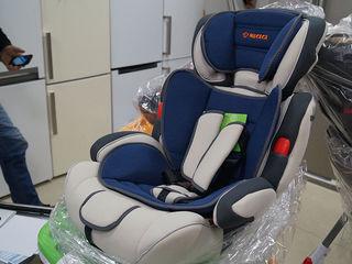 Vind scaun auto Macaca comfort 9-36 kg (albastru) la pretul de 1150 lei!