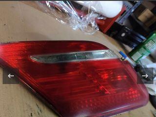 фонари задние BMW E65