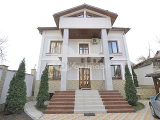 Casa cu 3 nivele, Centru, reparație euro, 1500 € !
