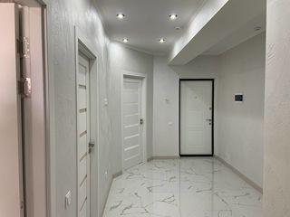 Apartament cu 2 odai+ salon + bucatarie in sec. Buiucani! Euroreparatie calitativa.