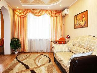Сдаётся 2-комнатная квартира студия посуточно в Бендерах.