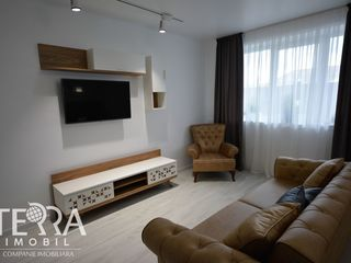 Buiucani, str. Constantin Brîncoveanu, 1 odaie + Living, 63 m2, Euroreparație