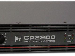 Куплю усилитель Electro-voice СP 2200 400 евро максимум.