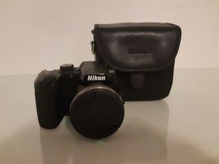Nikon coolpix b500 black - хороший подарок за мин цену