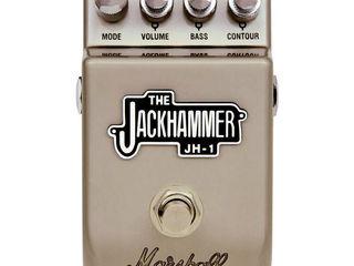 Гитарная педаль дисторшн Marshall Jackhammer