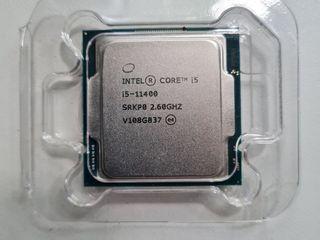 Новый Intel i5 11400