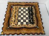 нарды резные шахматы*Карона*эксклюзив