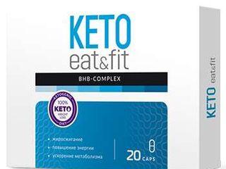 Keto Eat&Fit комплексдля похудения.
