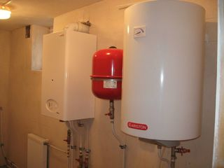 Instalarea robinete, boilere, masini automate de spalat,