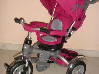 Трехколесные велосипеды для малышей от 1 года до 3 лет. Гарантия качества !