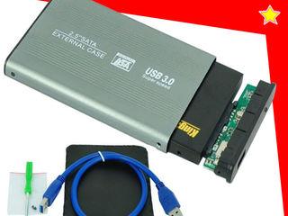 External Case USB 3.0 для HDD и SSD. Сделайте внешний диск своими руками