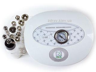 NV109 косметологический комбайн 3 в 1( микродермабразия, вакуум,спрей)
