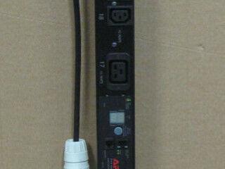 APC AP7951 Rack ZeroU 16A 230V 21xC13 3xC19 Switched PDU Power Distribution Unit