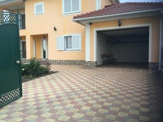 Продается новый  дом в  пригороде Оргеева