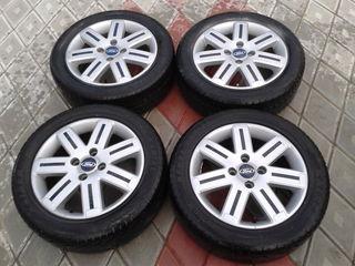 195 / 65 / 15  195 / 55 /16   Continental  4-108 mm  Ford Fusion  Fiesta  Focus  Citroen Audi