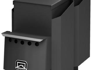 Печь отопительно-варочная Т-100 Теплодар! Для отопления гаражей и теплиц!