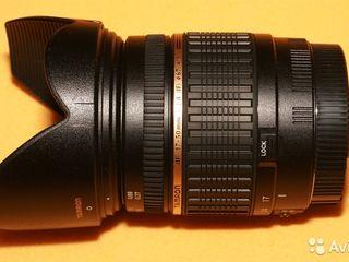 Nikon Tamron 17 50mm F2.8 si 18 200mm