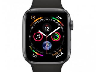 Apple watch series 4 (MU662)  1.78'' (40mm)/ Space серый