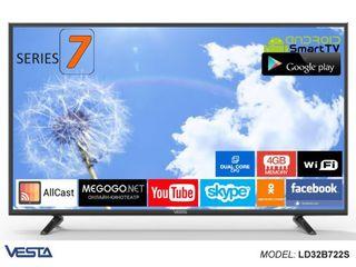 Новый телевизор +WI-FI+1год гарантия =2750лей