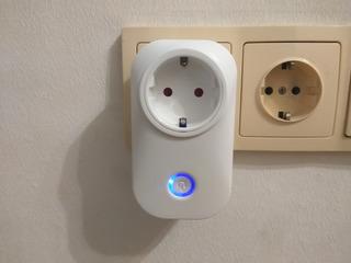 Умная розетка Wi-Fi на 10 и 16 Ампер