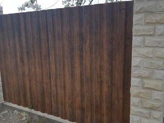 Gard din tablă profilată - Corea, or. Balti