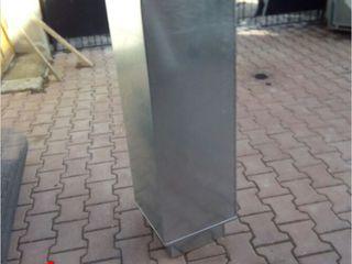 Изготовление вентиляционных каналов.