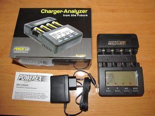 Зарядки Technoline BC-700, Japcell, Maha,LiitoKala.Аккумуляторы Eneloop,Samsung,LG,Panasonic,Fujitsu