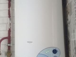 Cazane pe gaz deservire montare toate tipurile de retele termice