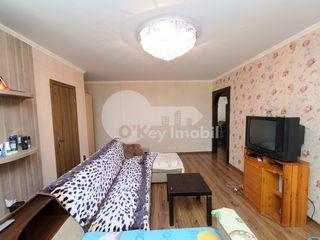 Apartament cu 3 camere, reparat, 67 mp, Râșcani, 44900 € !