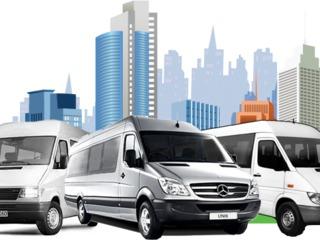 Transport zilnic Moldova - Cehia - Polonia - Germania tur/retur comfort si siguranta!