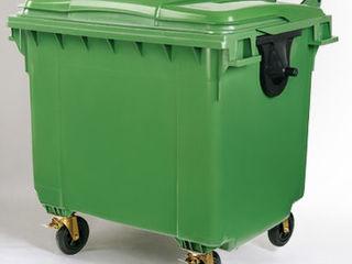 Мусорные баки, контейнеры 1100 литров