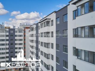 Exfactor Grup - Ciocana 2 camere 67 m2, et. 3 la cel mai bun preț, direct de la dezvoltator!