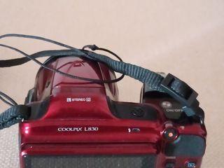 Vînd fotoaparat Nikon Coolpix L830- 16 Megapixel foarte ieftin