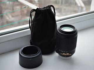 объектив Nikon 55-200 4-5.6g ed DX