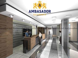 Ambasador Residence ! Apartamente premium !